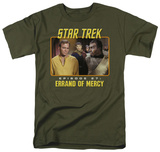 Star Trek Original-Episode 27 T-shirts