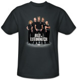 Billy The Exterminator-Vexcon Crew T-Shirt