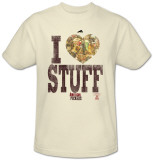 American Pickers-I Heart Stuff T-Shirt