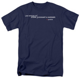 The Good Wife-Law Offices T-shirts