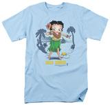 Betty Boop-Hula Honey Shirt