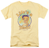 Betty Boop - Life&#39;s A Beach T-Shirt