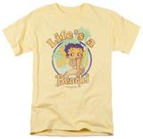 Betty Boop - Life's A Beach T-Shirt