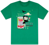 Betty Boop - Vampire Tomato Juice T-shirts