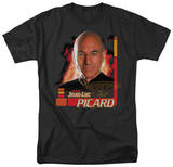 Star Trek-Captain Picard Shirts
