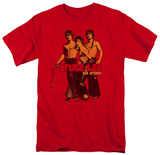 Bruce Lee-Nunchucks T-shirts