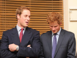 Princes William and Harry honour a childhood friend who died as a teenager by becoming patrons of a Photographic Print