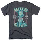 Betty Boop - Wild One T-Shirts