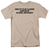Reality Is An Illusion T-shirts