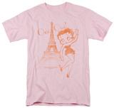 Betty Boop - Oui Oui Shirts