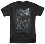 Batman-In The Rain T-shirts