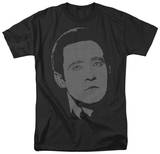 Star Trek-Data's Data Tshirts