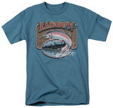 Wildlife-Rainbow Trout T-shirts
