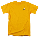 Star Trek-TNG Engineering Emblem T-shirts
