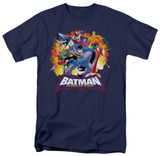 Batman BB-Explosive Heroes T-shirts