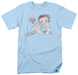 Betty Boop - Vintage Pin Pup T-shirts