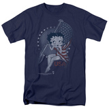 Betty Boop - Proud Betty T-shirts