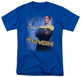 Star Trek-Tuvok T-Shirt