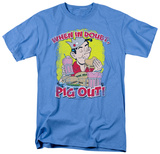 Archie Comics-Pig Out T-shirts