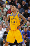 Boston Celtics v Golden State Warriors, Oakland, CA - February 22: Monta Ellis Photographic Print by Rocky Widner