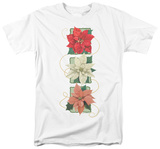 Poinsettias T-Shirt