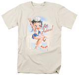 Betty Boop - All Ashore T-shirts