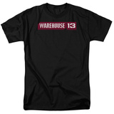 Warehouse 13-Logo Shirts