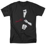 Bruce Lee-The Dragon Awaits Shirts