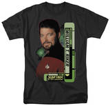Star Trek-Riker T-shirts