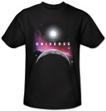 The Universe-Planetary T-shirts