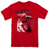 Ali-Rumble T-shirts