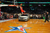 Sprite Slam Dunk Contest, Los Angeles, CA - February 19: Blake Griffin Photographic Print by Garrett Ellwood
