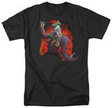 Batman-Joker's Ave T-shirts