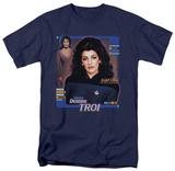 Star Trek-Deanna Troi Bluser