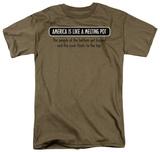 America Melting Pot T-shirts