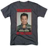 NCIS-Wanted T-shirts