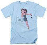 Betty Boop-Blah Blah Blah T-Shirt