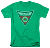 Batman BB-Green Arrow Shield T-shirts