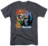 Batman BB-Batman &amp; Friends T-Shirt
