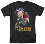 Betty Boop - Not Your Average Mother T-shirts