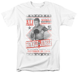 Ali-Rumble Poster T-shirts