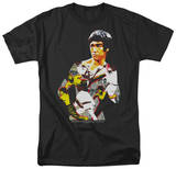 Bruce Lee-Body Of Action T-shirts