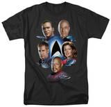 Star Trek-Starfleet's Finest Tshirts