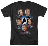 Star Trek-Starfleet&#39;s Finest Shirts