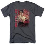 Bruce Lee-Fury Shirts