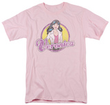 Archie Comics-Veronica Distressed T-shirts