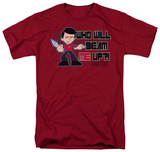 Quogs-Scotty's Dilemma T-Shirt