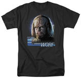 Star Trek-TNG Worf Shirts