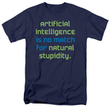 Artifical Intelligence T-shirts