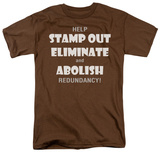 Redundancy Shirts